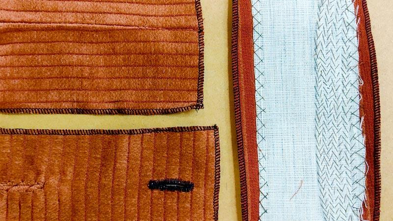 Técnicas de costura de sastrería